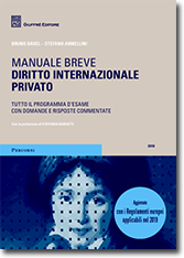 Diritto Internazionale Privato