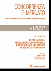 Concorrenza e Mercato Vol. 24/2017