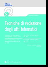 Tecniche di Redazione degli Atti Telematici