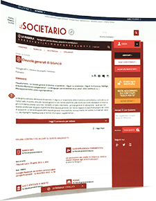 Homepage ilSocietario.it